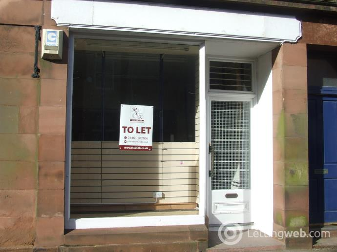 Property to rent in Shop at 11 Bank Street, Annan, DG12 6AA