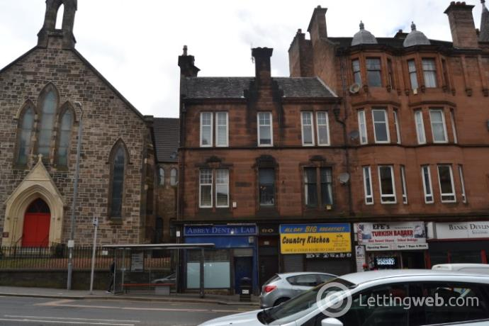 Property to rent in Causeyside Street, Paisley, Renfrewshire, PA1