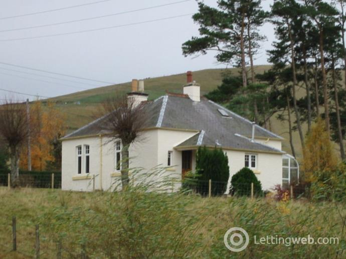 Property to rent in Kilbucho Lodge, Broughton ML12