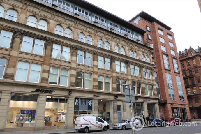Property to rent in 120 Ingram Street, The Cubitt Building, Glasgow, G1 1EJ