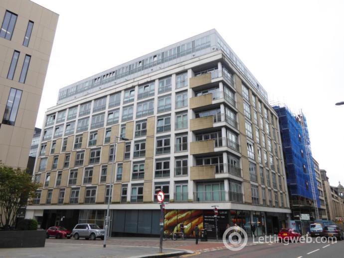 Property to rent in The Headline Building, 205 Albion Street, Merchant City , Glasgow, G1 1RU