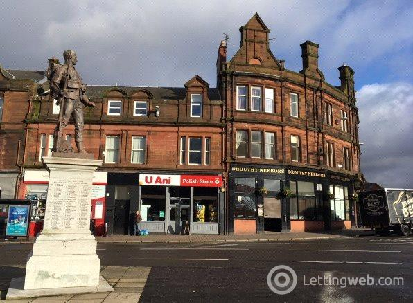 Property to rent in 45B Burns Statue Square, Ayr, South Ayrshire, KA7
