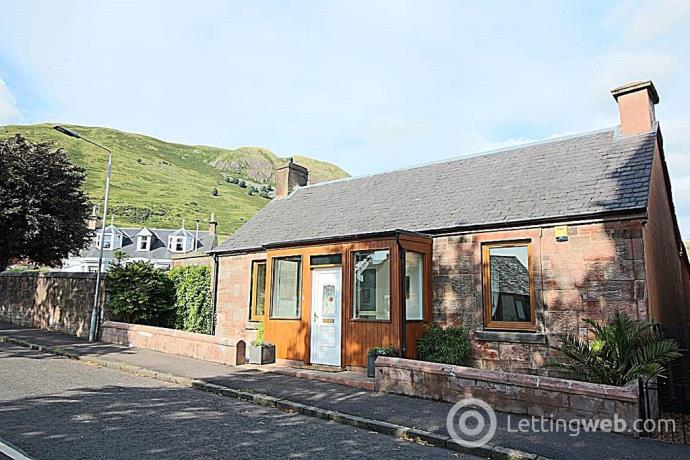 Property to rent in Ochil Street, Tillicoultry