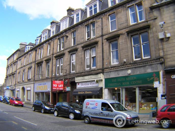 Property to rent in Barnton Street, Stirling Town, Stirling, FK8 1NA