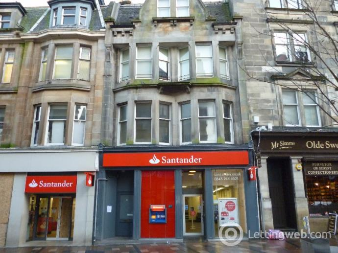 Property to rent in Port Street, Stirling Town, Stirling, FK8 2EW