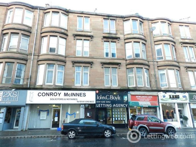 Property to rent in Kilmarnock Road, Shawlands, Glasgow - Available 26th June 2018!