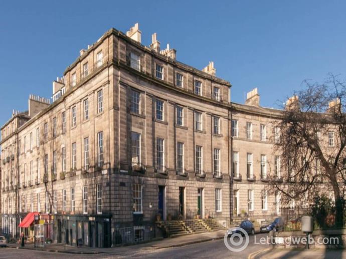 Property to rent in Royal Circus, Edinburgh,