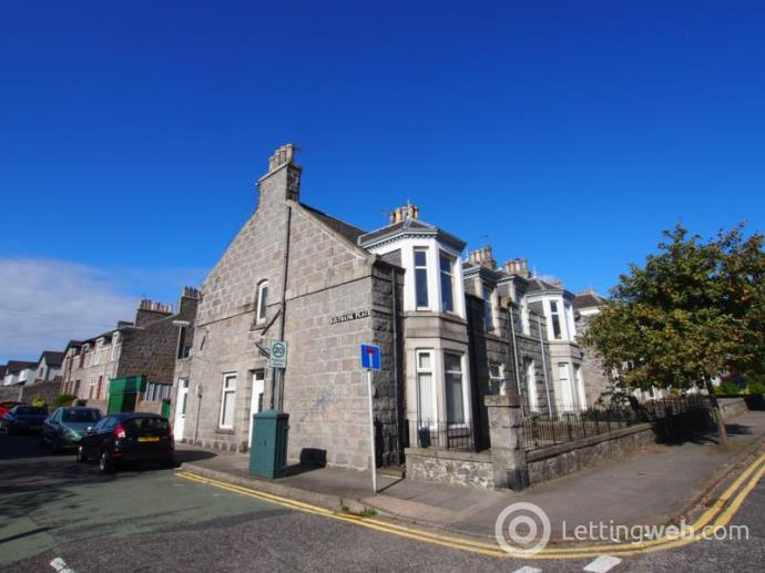 Property to rent in Lilybank Place, Aberdeen, AB24