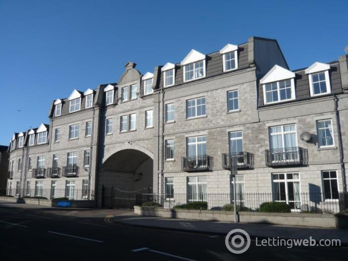 Property to rent in Great Western Road, Balmoral Square, AB10