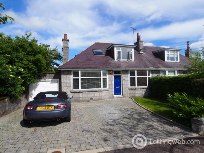Property to rent in Viewfield Road, Aberdeen, AB15