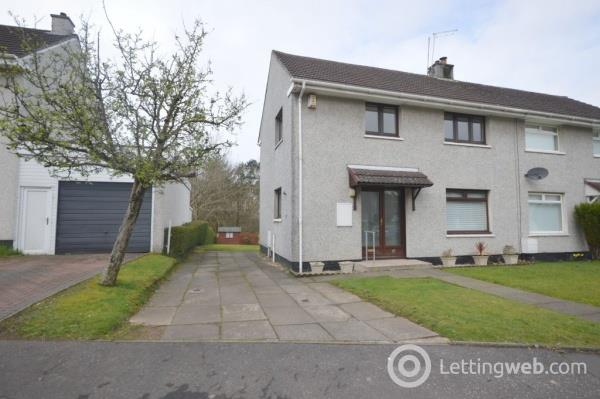 Property to rent in Rosslyn Avenue, East Kilbride, South Lanarkshire, G74 4BS