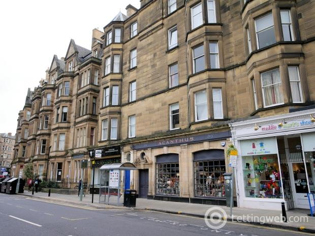 Property to rent in 199/1 Bruntsfield Place