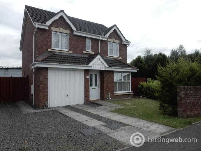 Property to rent in Berryhill Crescent, Wishaw
