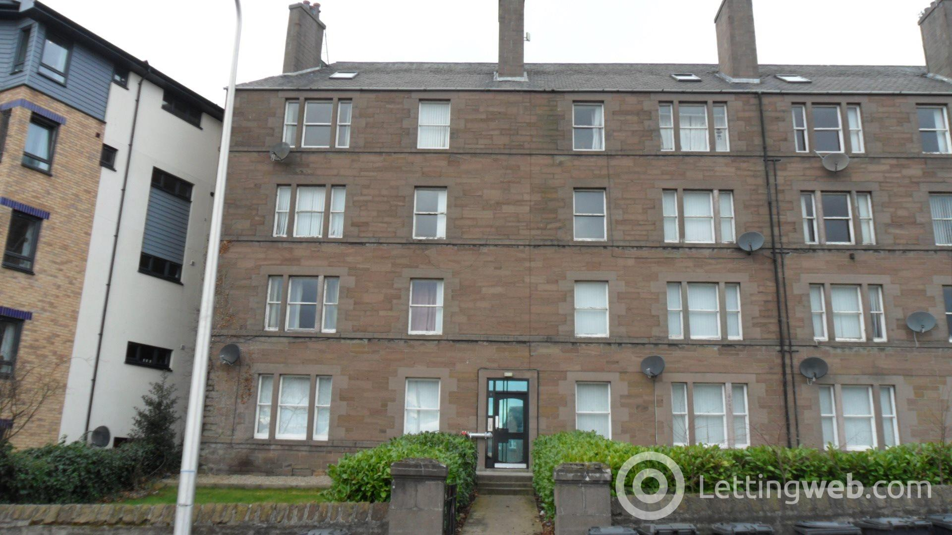 Property to rent in Roseangle 2/L, , Dundee