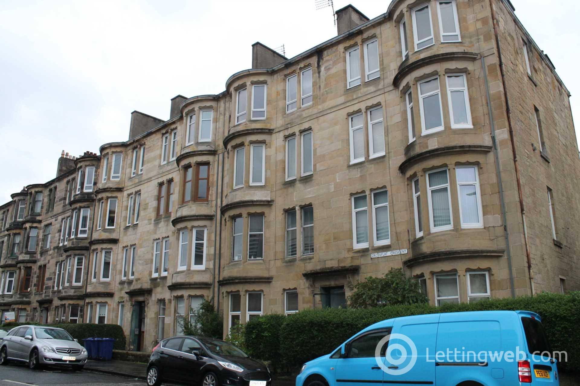 Property to rent in Crossflat Crescent, Paisley, PA1 1PN