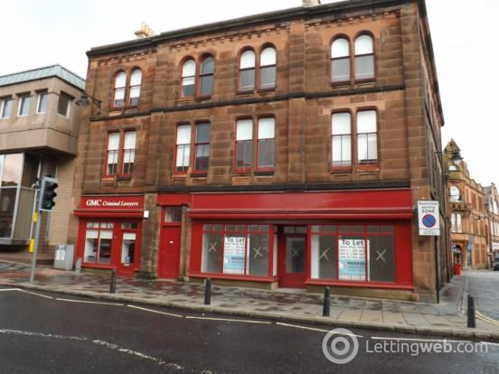 Property to rent in Nelson Street, Kilmarnock