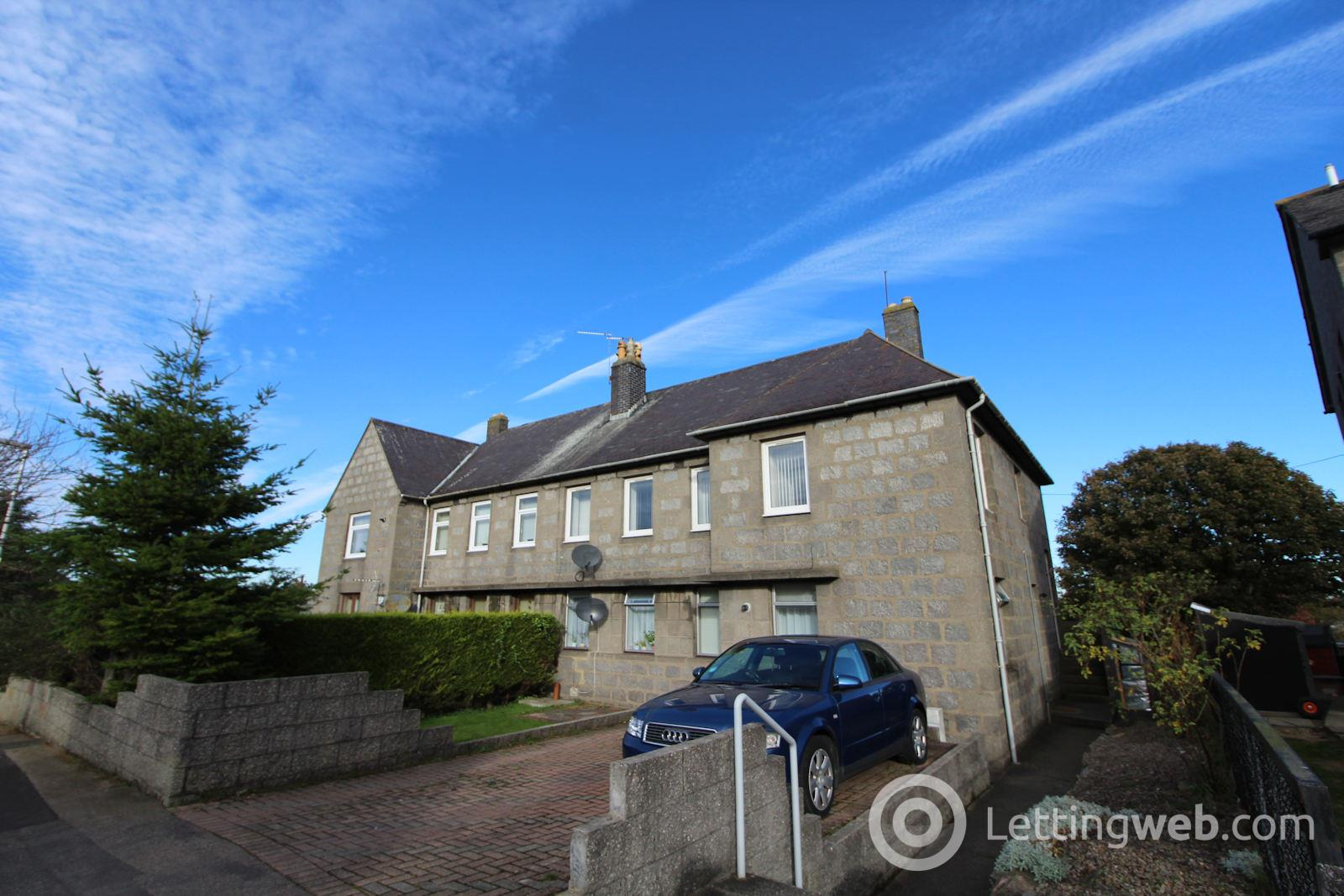 Property to rent in 28 Corthan Crescent, Aberdeen, Aberdeenshire, AB12