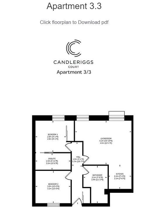 Property to rent in Candleriggs Court, G1 1LF