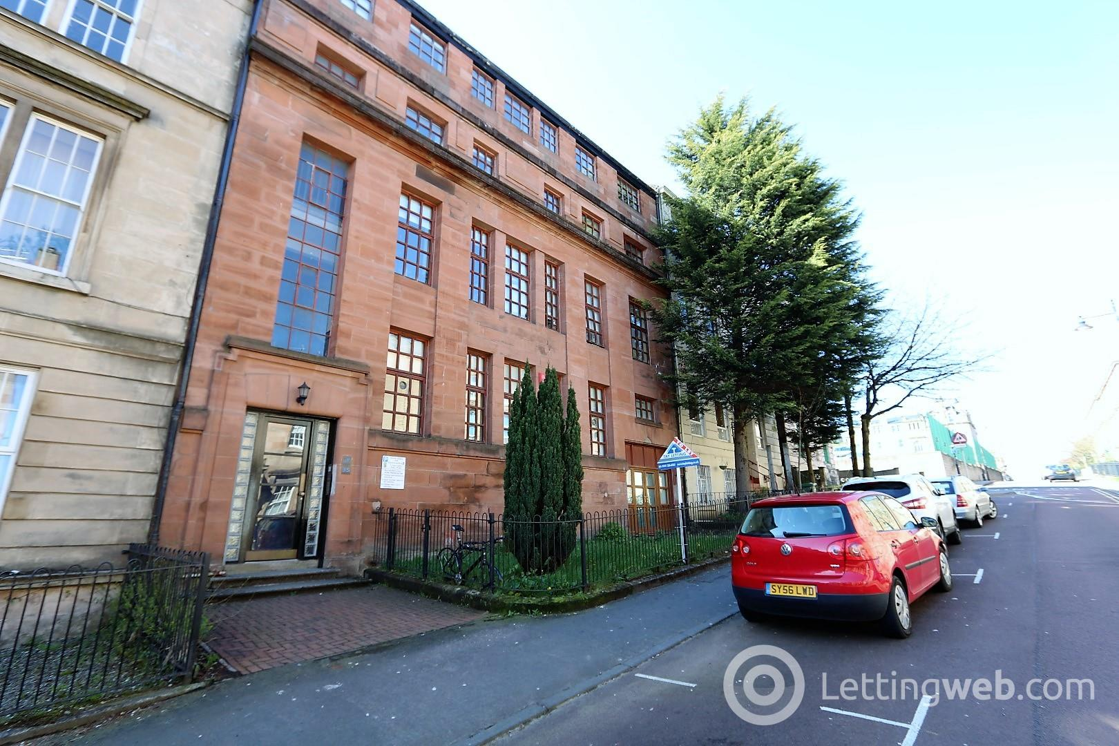 Property to rent in Buccleuch Street