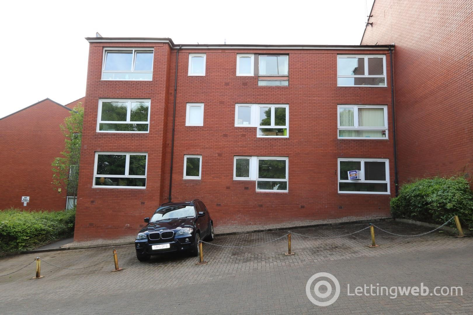 Property to rent in Buccleuch Street, G3 6QR
