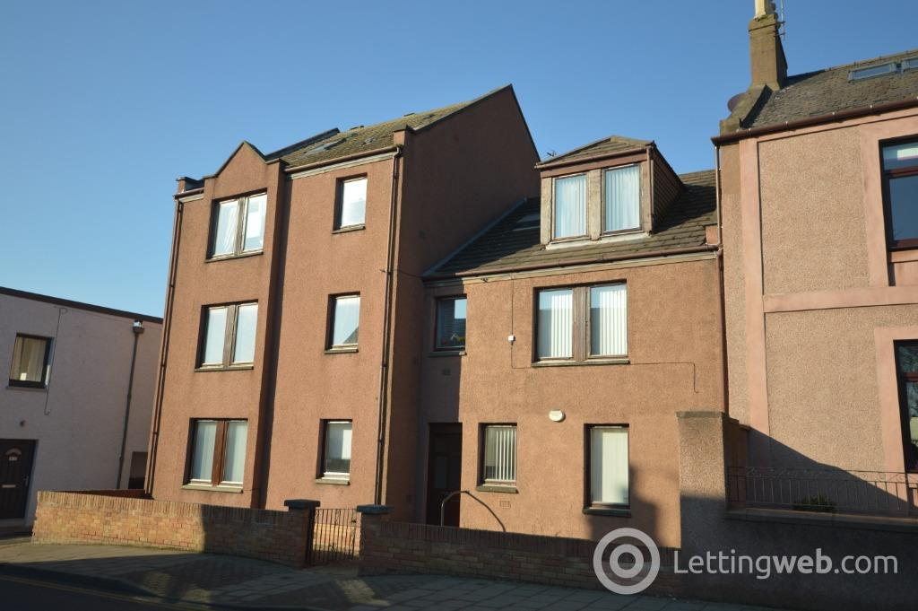 Property to rent in Ponderlaw Street, Arbroath, Angus, DD11 1ES
