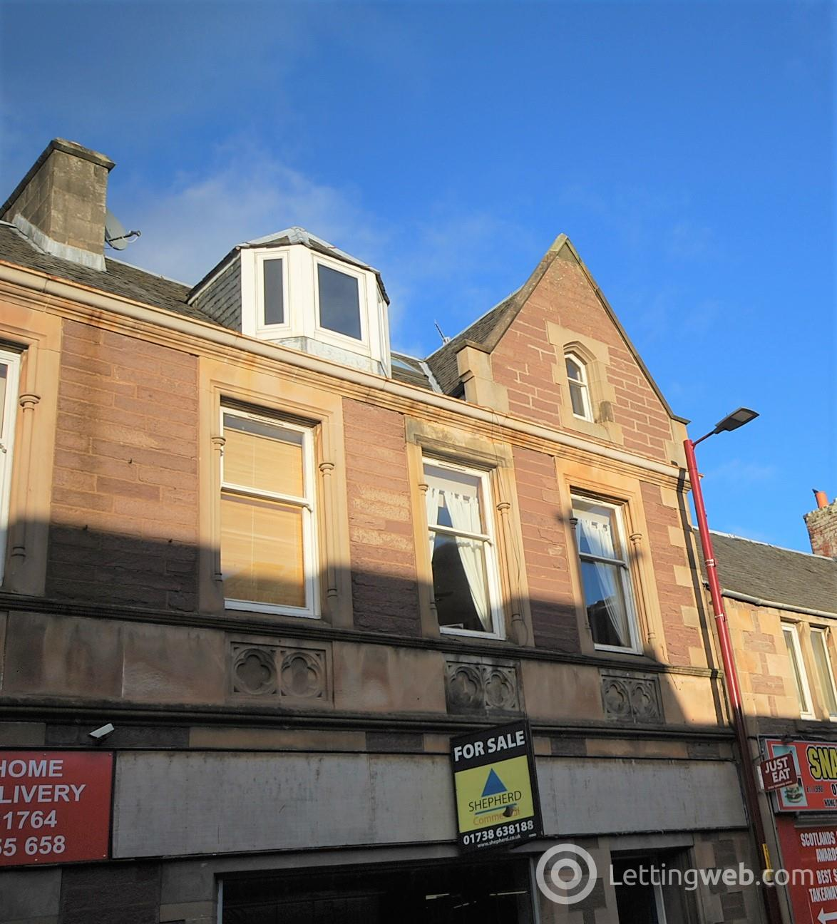 Property to rent in 11D WEST HIGH STREET, CRIEFF