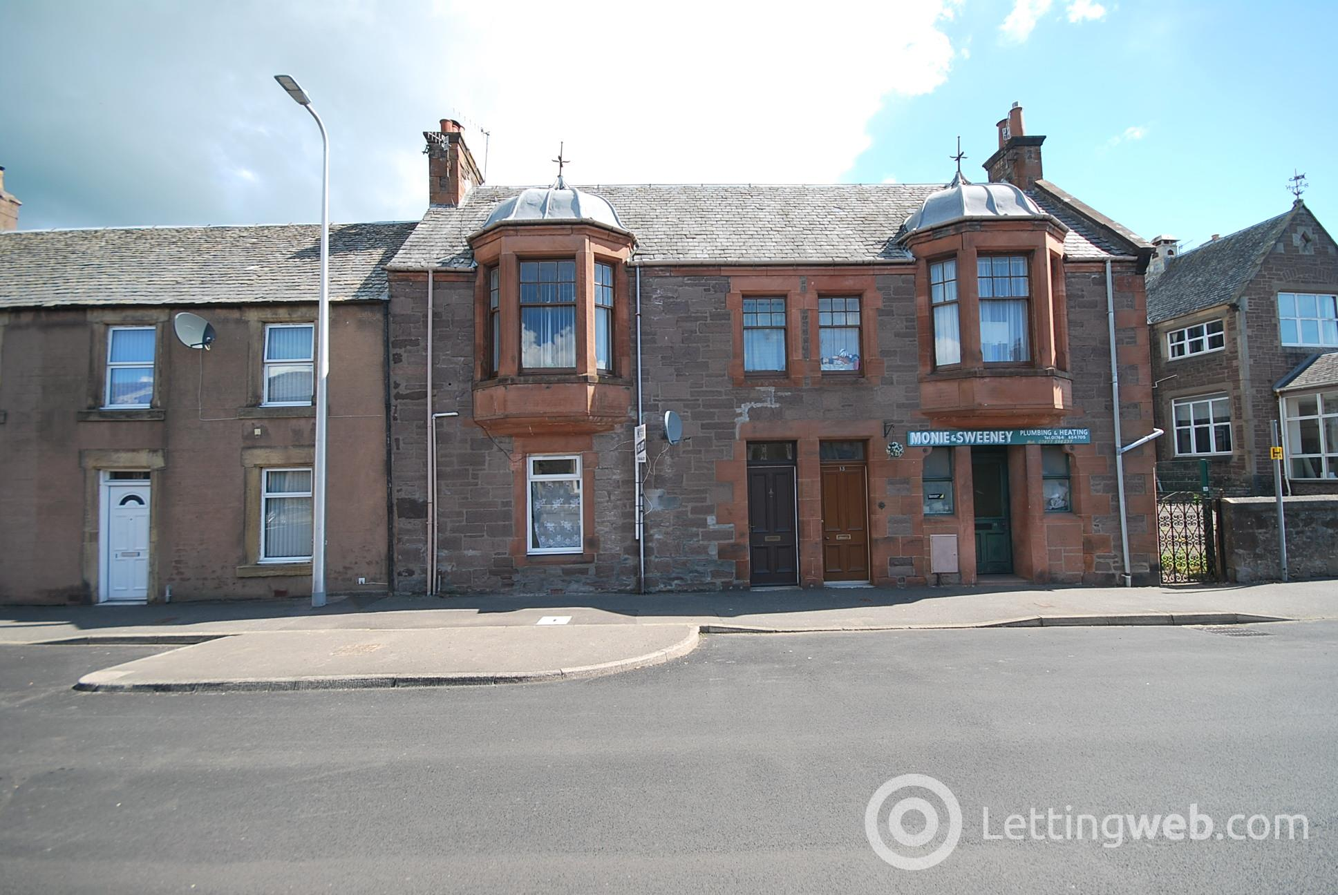 Property to rent in 15 Commissioner Street, Crieff PH7 3AY
