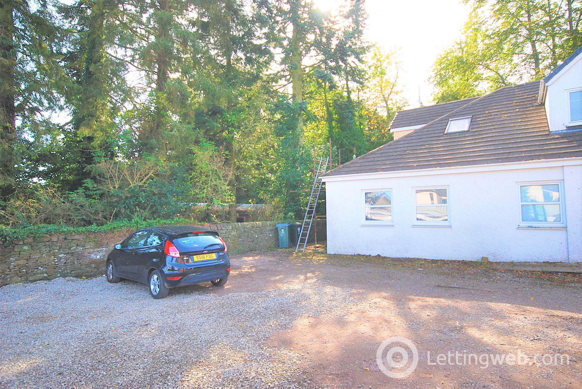 Property to rent in Flat 7, 138 High Street, Auchterarder