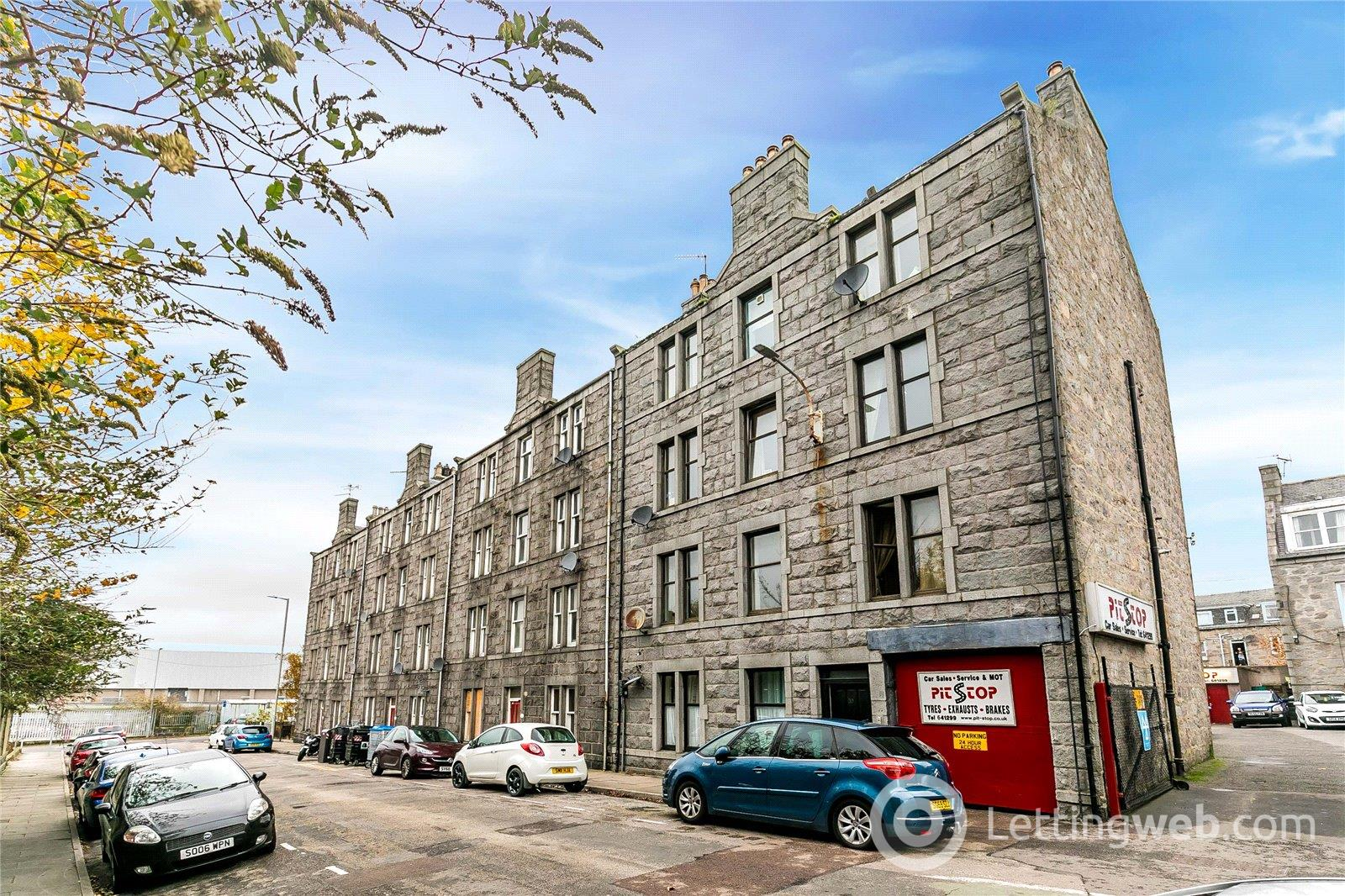 Property to rent in 30E Stafford Street, Aberdeen, AB25