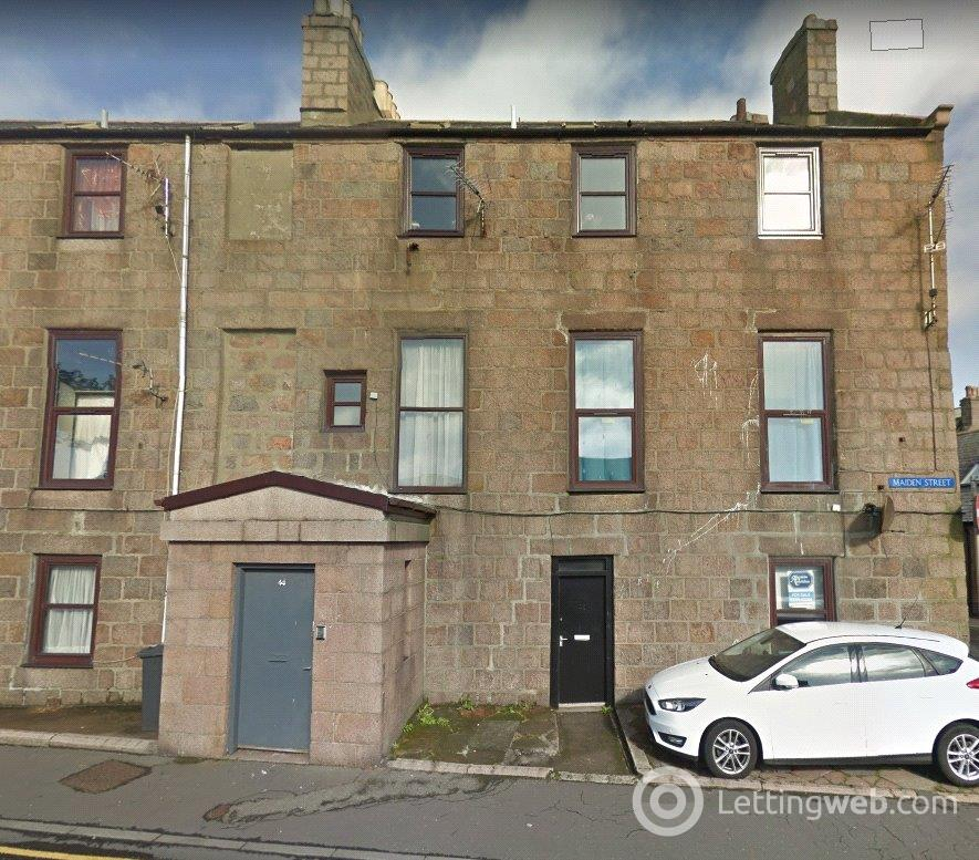 Property to rent in 44A Maiden Street, Peterhead, AB42