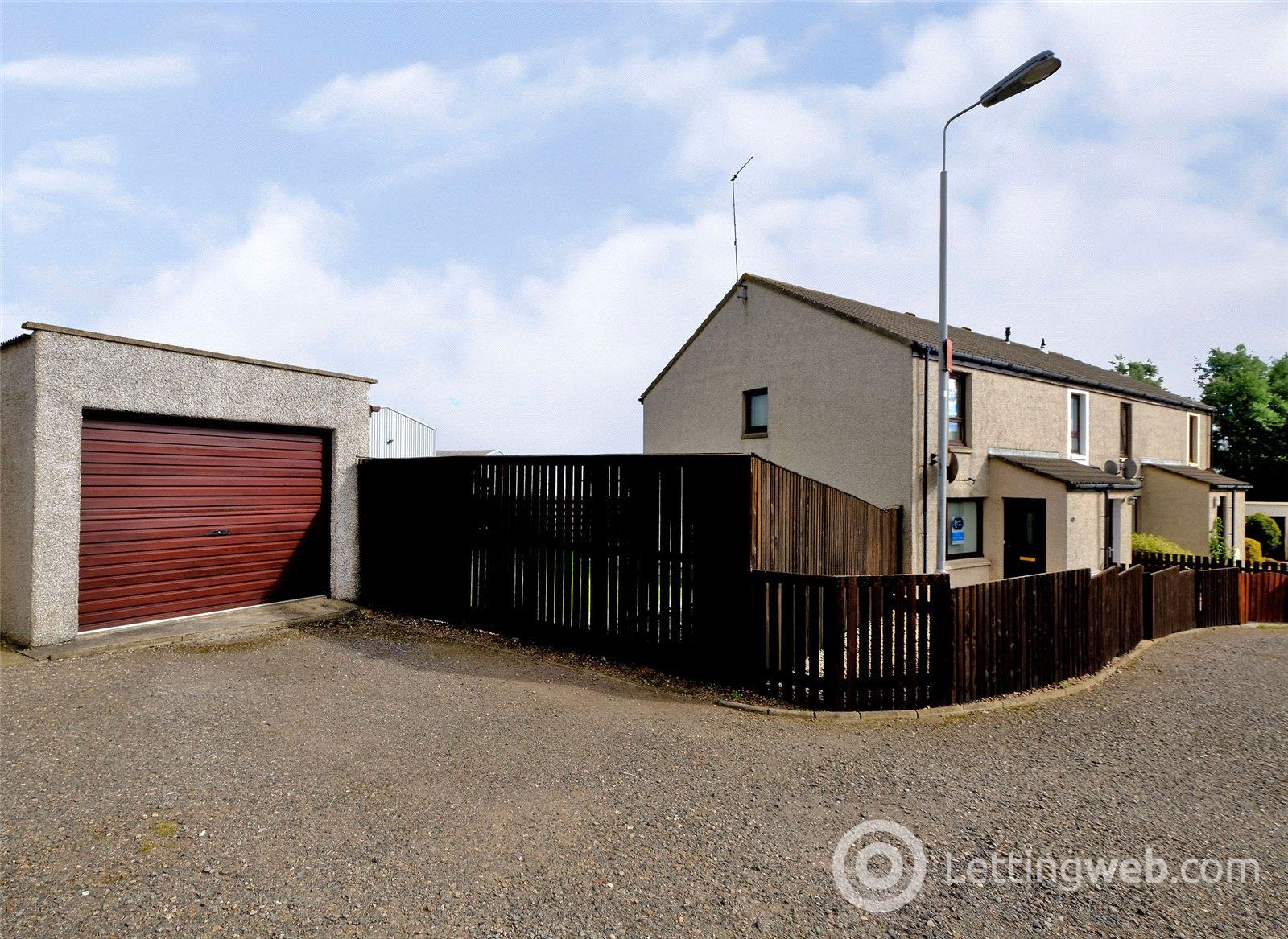 Property to rent in 38 Prunier Drive, Peterhead, AB42
