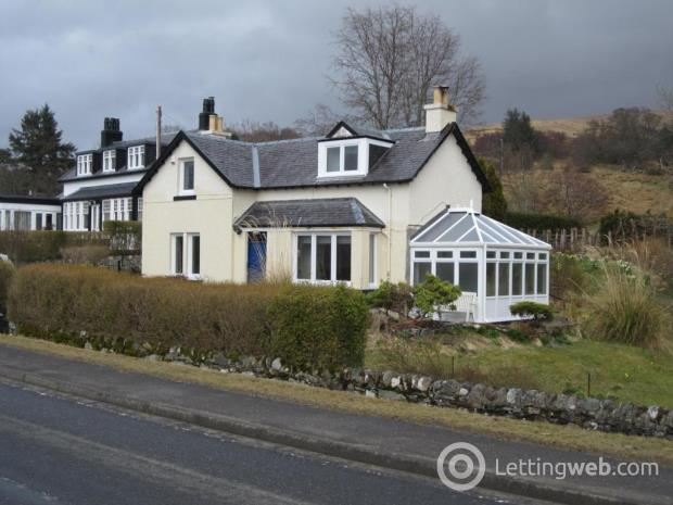 Property to rent in Rhugarbh, Strachur, Cairndow, Argyll and Bute