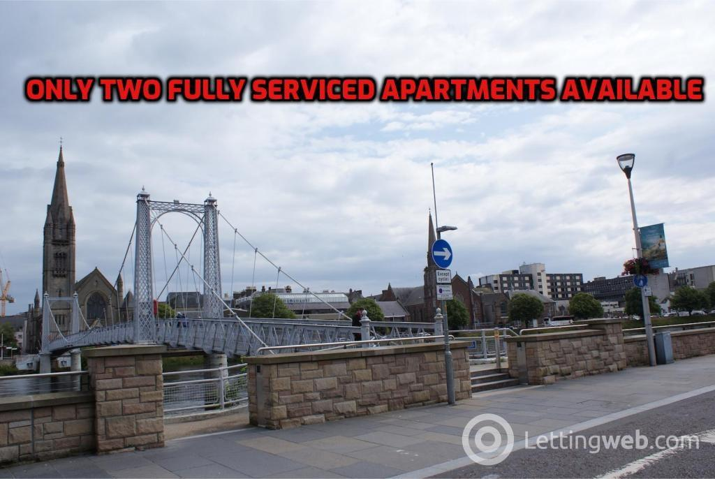 Property to rent in 9c Grieg Street, Inverness, IV3 5PT