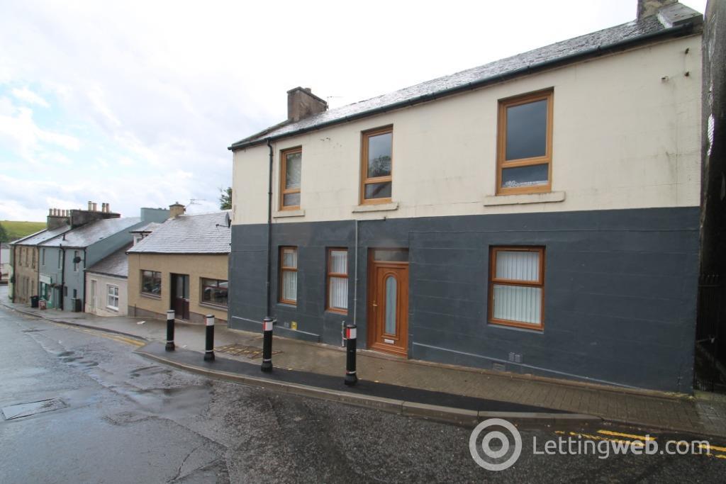 Property to rent in High Main Street, Dalmellington, East Ayrshire, KA6 7QN