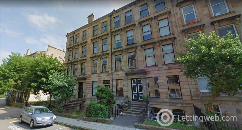 Property to rent in ( Room 2) Kersland Street, West End, Glasgow, G12 8BW