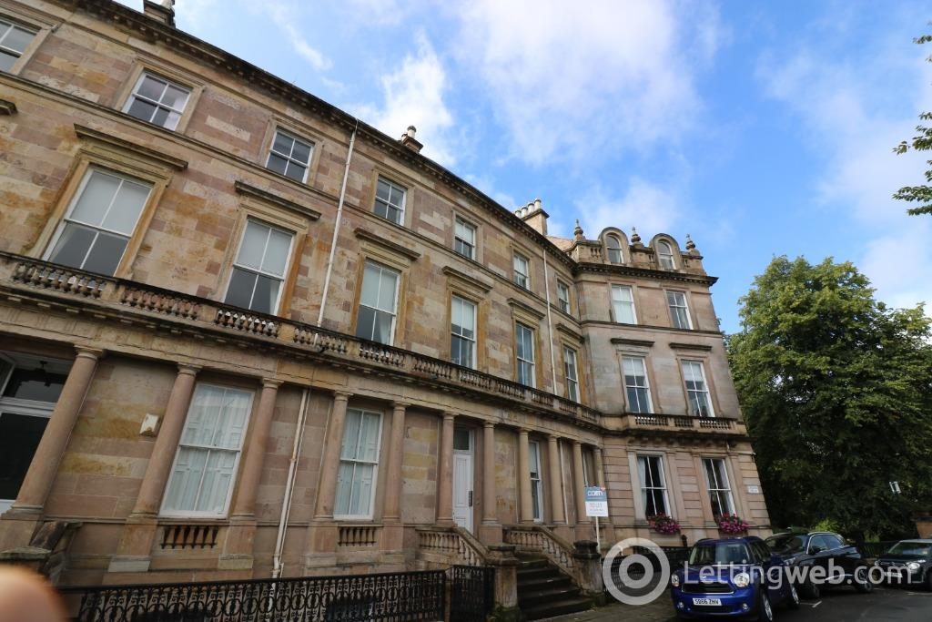 Property to rent in Crown Circus, Dowanhill, Glasgow, G12 9HB