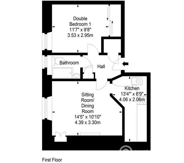 Property to rent in Westfield Road, Gorgie, Edinburgh, EH11 2QP