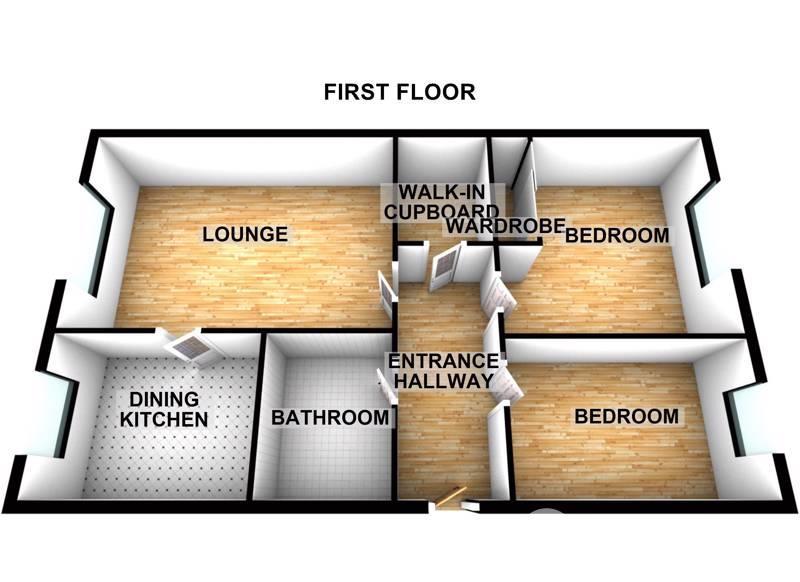 Property to rent in 3 Cloverdale Court, Bucksburn, Aberdeen, AB21 9QF