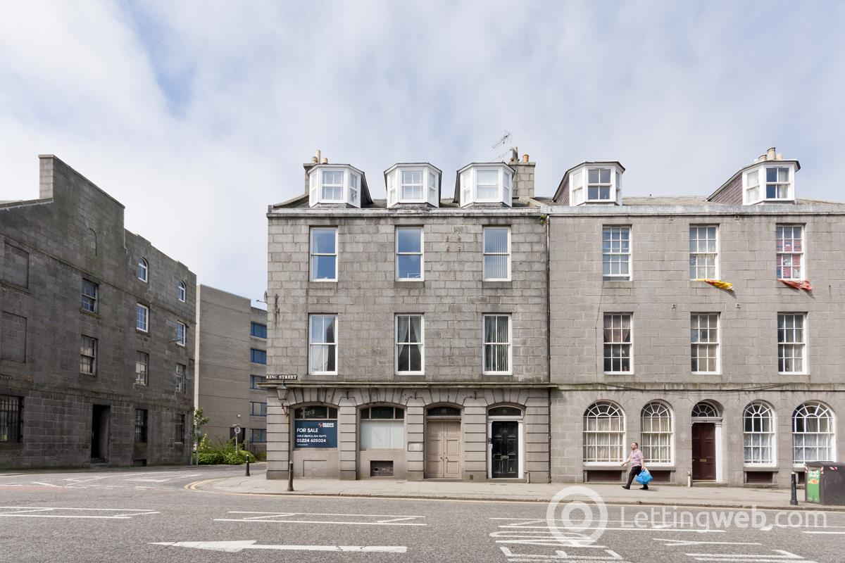 Property to rent in 135 King Street, Aberdeen