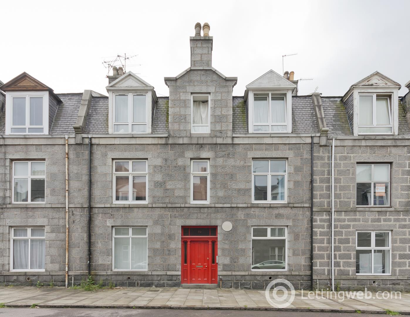 Property to rent in 16 Elmbank Road, Aberdeen