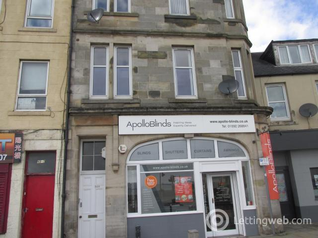 Property to rent in 349 High Street, Kirkcaldy, KY1