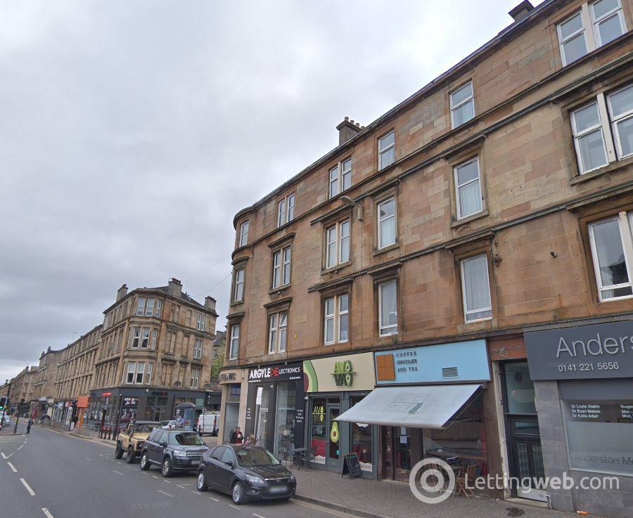 Property to rent in Argyle Street, Finnieston, Glasgow, G3 8YJ