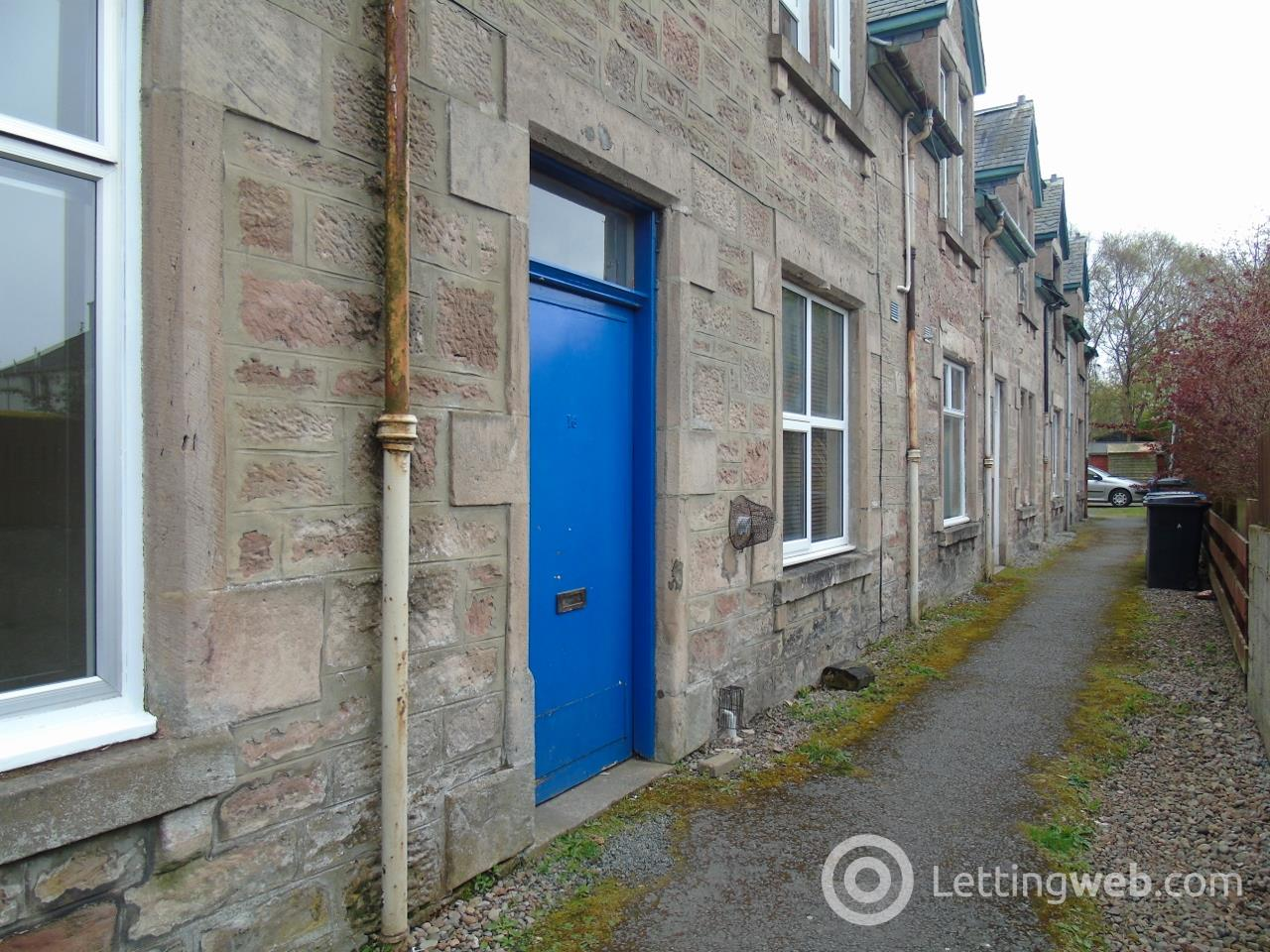 Property to rent in 16B Gladstone Place, Harrowden Road, Inverness