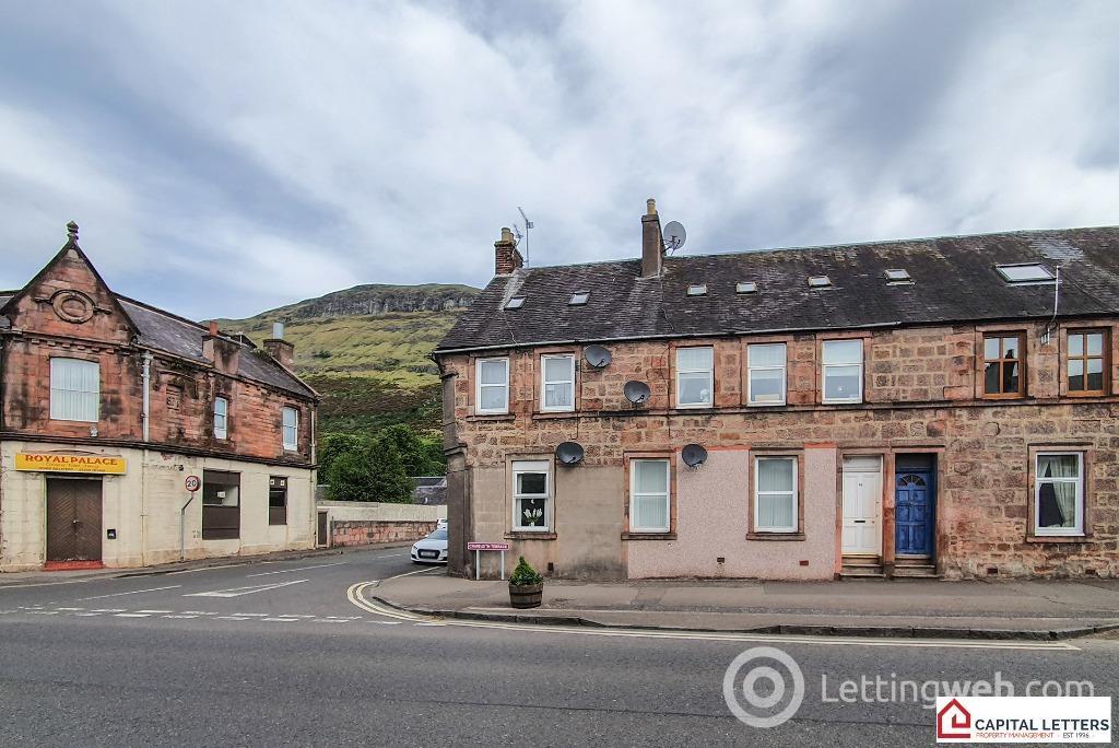 Property to rent in Craigleith Terrace, Alva, Clackmannanshire, FK12 5EW