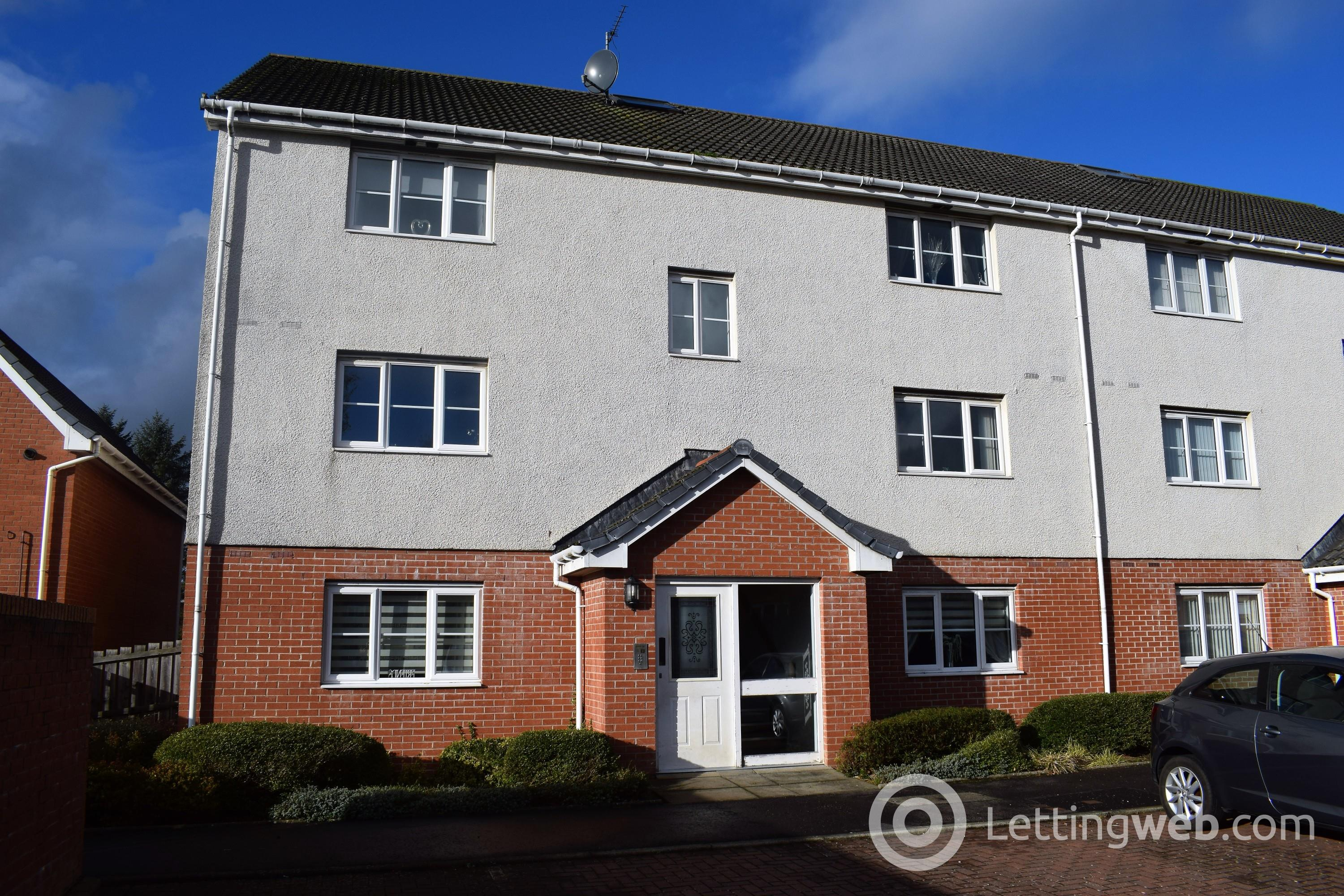 Property to rent in Auchenkist Place, Kilwinning KA13