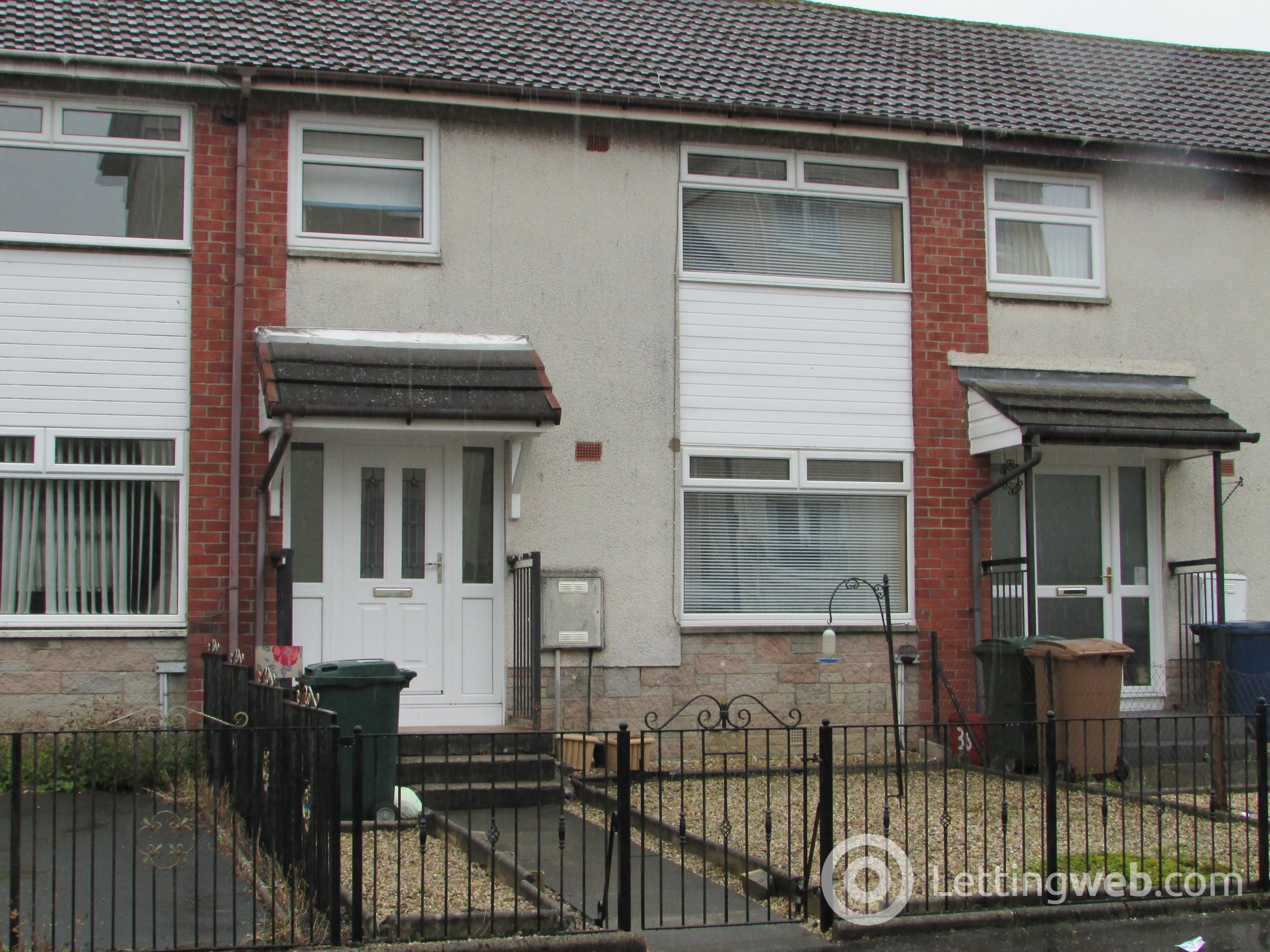 Property to rent in Kerr Road, Kilmarnock, Ayrshire, KA3