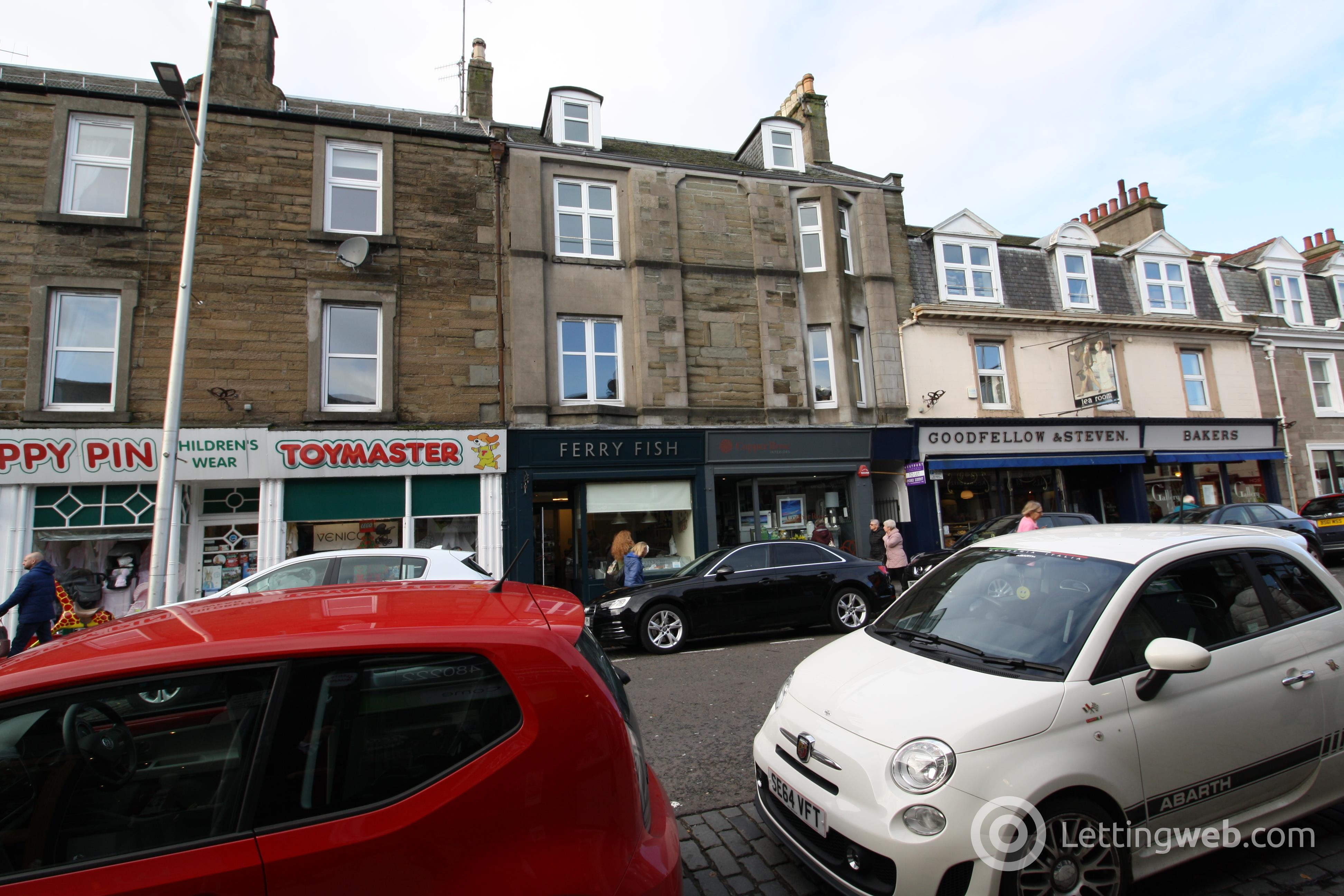 Property to rent in 81 Gray Street, Broughty Ferry
