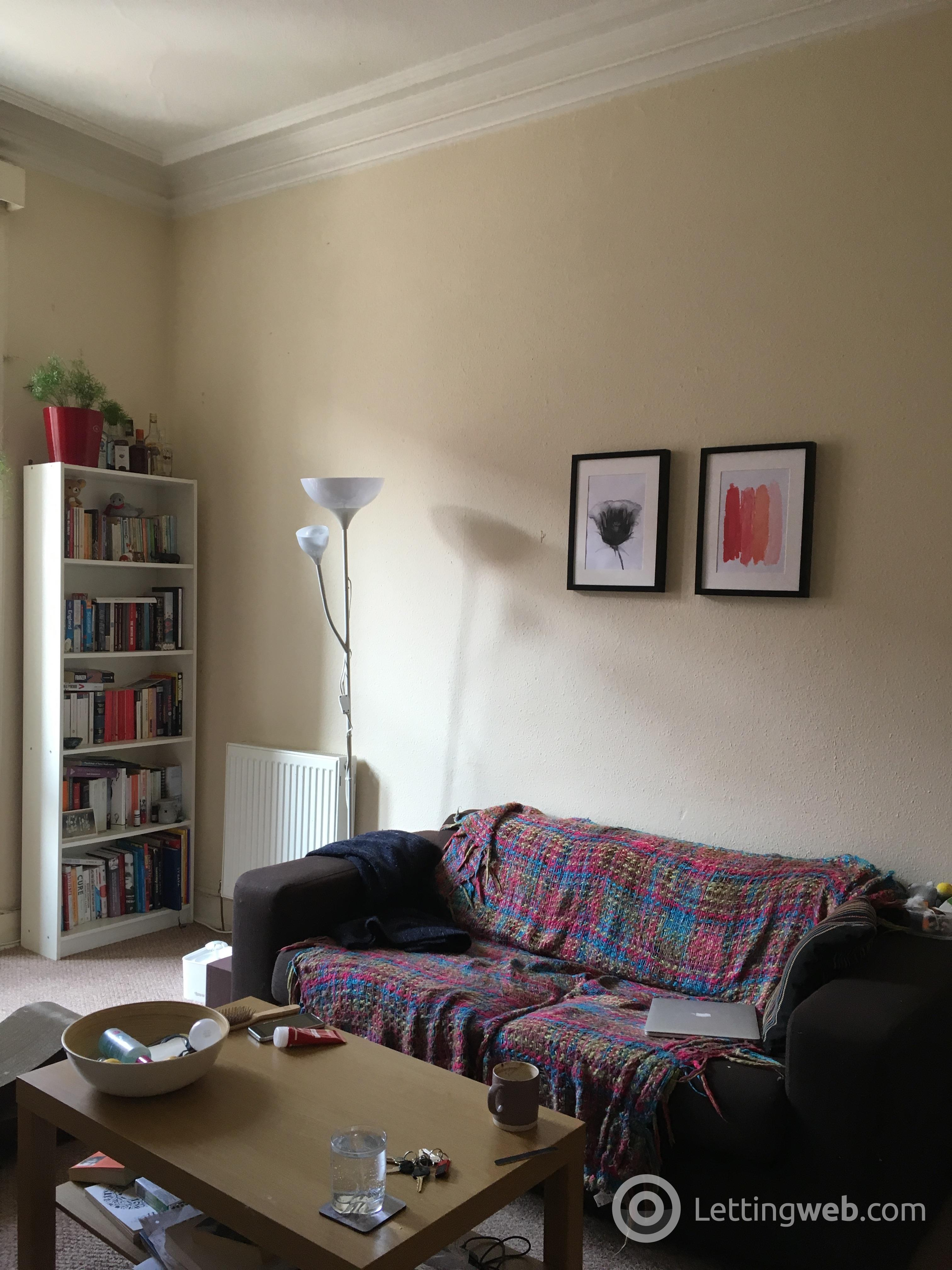 Property to rent in Moncrieff Terrace, Meadows, Edinburgh
