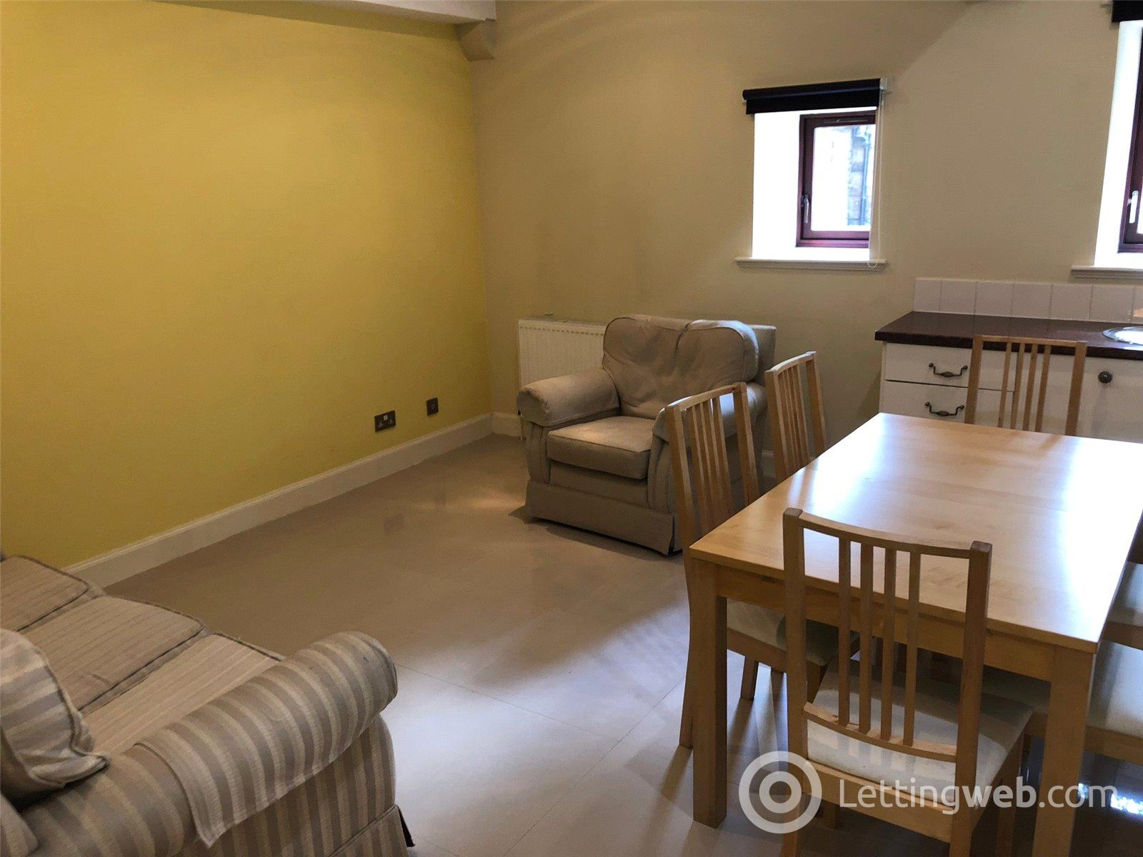 Property to rent in Flat 1, 19 Squire Street, Whiteinch, Glasgow, G14