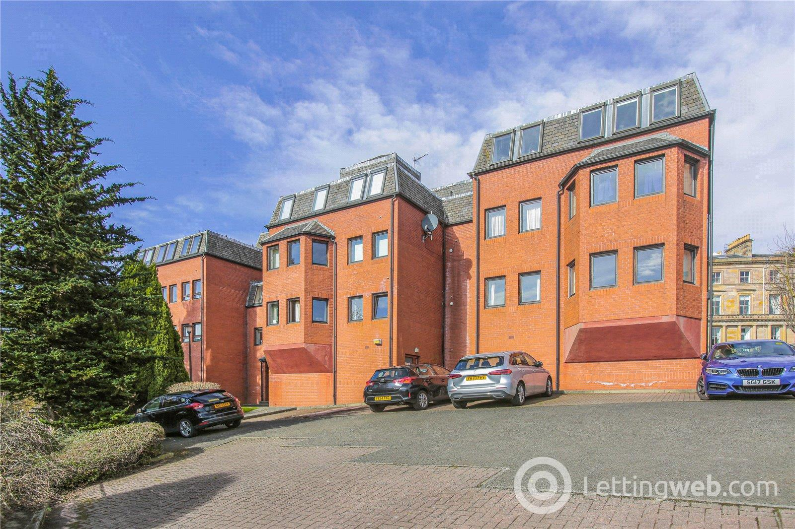 Property to rent in 0/5, 11 Crown Road South, Glasgow, G12